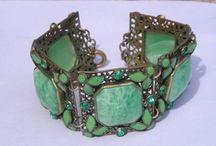 Czech Vintage Jewelry