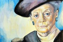 "The ""Dowager"" / by Judy E Sinclair"