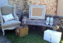 Vintage Finds / Vintage and antique furniture, objects, and decor.