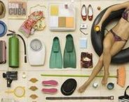 Art Inspiration / Interesting art and ideas. Portraiture, knolling, graphic design, botanicals, geometry, pattern and more. Wes Anderson. Of course.