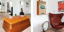 House Art / Inspirational Interior Design + Home Decor. Tribal, Mediterranean, Scandinavian, Minimalist, Modern, Rustic, Nordic, Ski Chalet.