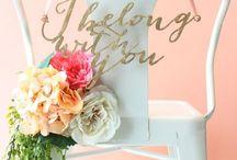 Inspiracje ślubne ♡ Wedding inspirations
