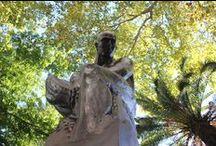 """Exposição """"Esculturas, da Avenida ao Teatro"""" / Avenida da Liberdade e Teatro Tivoli BBVA em Lisboa -   De 4 de Setembro a 30 de Novembro 2014"""