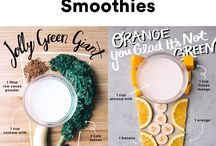 Food: smoothies