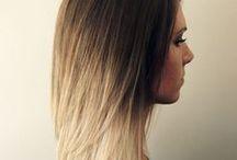 Hair / Haar, kapsels, kleuren, stijlen.