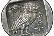 Ancient Coins / Ancient coins and jewelry