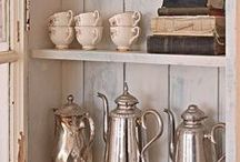 The Kitchen / Kitchen décor inspiration and ideas.
