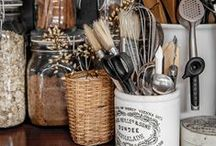 Organization: Baskets, Containers, etc / Everything Organization: Unique and Inventive uses and ideas for organization and storage.