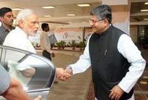 Prime Minister Narendra Modi launches Digital India Week / Prime Minister Narendra Modi launches Digital India Week at Indira Gandhi Indoor Stadium in New Delhi.