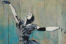Blek le Rat Graffiti