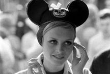 """Edie Sedgwick,Polly Magoo,Twiggy,Jean Seberg / Edie Sedgwick (April 20, 1943 - November 16, 1971) was an American actress, socialite, fashion model and heiress. She is best known for being one of Andy Warhol's superstars. Sedgwick became known as """"The Girl of the Year"""" in 1965 after starring in several of Warhol's short films in the 1960s.... Polly Magoo (Dorothy McGowan-1939)...Twiggy(19.9.1949)Lesley Lawson, widely known by the nickname Twiggy, is an English model, actress, and singer... Jean Seberg( 1938-1979)was an American actress / by NeVeNa 1"""