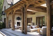 HOME SPACE\\Porches Sunrooms Patios