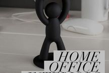 Home Office Interior Design / Buy Home Office Accessories at beaumonde.co.uk. Search through an inspirational range of modern home office items and find trendy desks, bookshelves, office chairs and desk accessories for your library or home workstation.