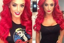 Red Hair | Red Wigs | Shop Wigs Canada / Beautiful styes and shades of red hair, red hair wigs, auburn wigs and wigs you love to shop for online.
