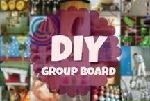 «DIY group board» / Here Is The Place You Can Share Your DIY Projects & Inspiration. From Home Decorating Ideas To Healthy Home Remedies - Show Your Very Best!!! ------------Spam or non linked items will be deleted -------------------------------------------------------------------------------------------------------- For invites please contact me via messages board----------------------------------------------  Enjoy & Happy pinning. / by Tamar Ben Alon
