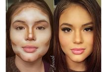 DIY Makeup Ideas / www.MiaAdora.com / by Your Beauty Secrets