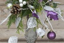 Christmas.........let it SNOW! / by Loni .....love beautiful florals