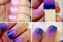 DIY nail tutorials