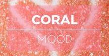 Color Mood : Corail ※ Coral
