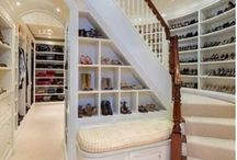Closet Ideas / by Brittani Massey