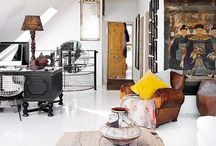 HOME DECOR\\Great mix / Finding harmony in mixing diverse elements