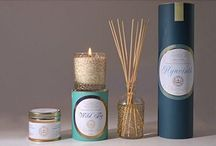 Kew Gardens - Room Scents and Candles / Divine scents to stimulate and calm, reeds with oils and candles - fill your home with the fragrance of Kew Biotanical Gardens. Amber, Bergamot, Hyacinth and Grapefruit. What's your favourite?
