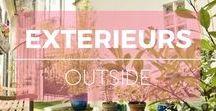 Jardins / Extérieurs ※ Gardens