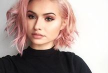 Best Bob Hairstyles Ever! / Yeah, that's what I am talking about. That cute sexy bob that makes every head turn and say Wow! I want that haircut. Follow us for the best bob hairstyles evaaaaaaah baby!!