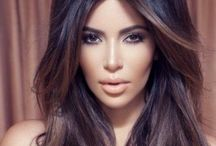 Celebrity Hair Style Inspirations / This board is dedicated to hair style inspirations from models and celebrities
