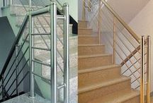 EZ Rails Balustrades / Custom made DIY balustrades, railing systems, and all the cool things you can do with them.