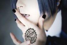 Ciel Phantomhive / Anime: Black Butler