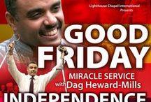 GOOD FRIDAY MIRACLE SERVICE 2015