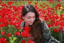 PLANT LOVE\\ Poppies