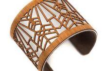 Lasercut fashion / jewellery / shoe / necklace / armband / lasercutted