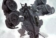 CA AIR / SPACESHIP / SPACECRAFT / PLANE / JET / HELICOPTER / Concept art air / space and flying vehicles, fighter jets, spacecrafts, spaceships, ekranoplans, helikopters, choppers and any identified or unidentified objects, that conceptually can fly.