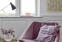 Bloomingville, Danish Design at its Best / Introducing luxury Nordic style homeware, including cushions, lighting, mirrors, hanging planters and tableware, by Bloomingville at Beaumonde