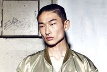 ☼ Kim Sang Woo ☼ / Asian weird hot model Kim Sang Woo