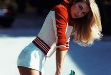 Sporty looks for girls