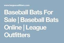 Baseball Bats / #baseball #bats #easton #louisville #Combat