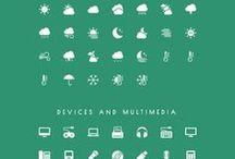 Digit / Icons