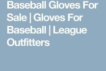 Baseball Gloves / #rawlings #baseball #gloves