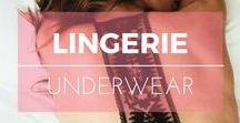 Lingerie ※ Underwear