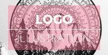 Logo ※ Illustration