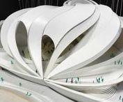 Arch / Pavilion / Architectural model