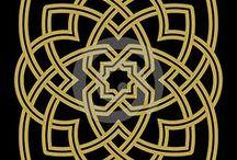 Graph / Celtic knot / Endless knot / Celtic art