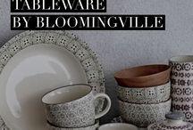 Bloomingville Karine Tableware at beaumonde.co.uk / Buy Karine Tableware online at beaumonde.co.uk