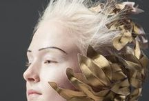 Fashion / Head / Hat / Hair / All kind of fashion pieces that can fit on somebodys head. Art masterpieces from hair.