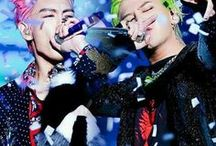 T.O.P and GD