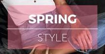 Style : Printemps ※ Spring / Summer style inspiration, outfit ideas
