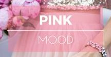 Color Mood : Pink
